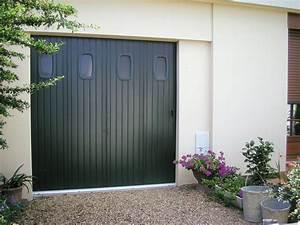 porte de garage coulissante conception et installation a With porte de garage coulissante jumelé avec serrure porte extérieure