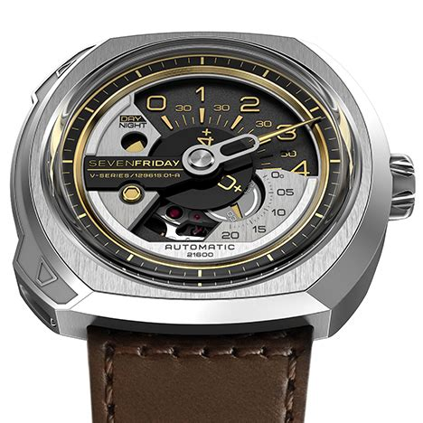 セブンフライデー v2 01 sevenfriday v2 01 腕時計ブランドモデルカタログ詳細 gressive