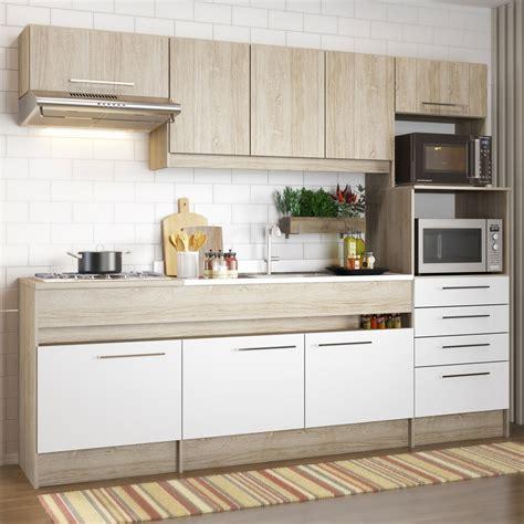 Kit Cocina Mueble 8 Puertas 4 Cajón Bali 137712 / Md
