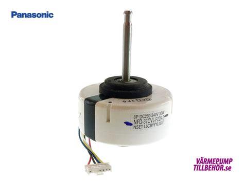 heat pump fan motor l6cbyyyl0011 fan motor for panasonic air to air heat