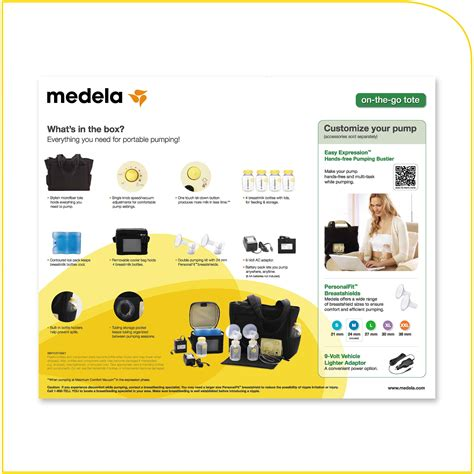 Amazoncom Medela Pump In Style Advanced Breast Pump With