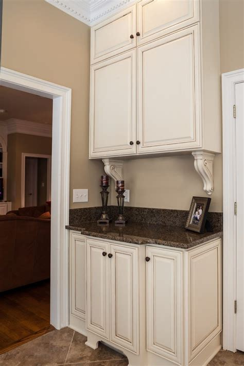 sherwin williams accessible beige kitchen traditional with
