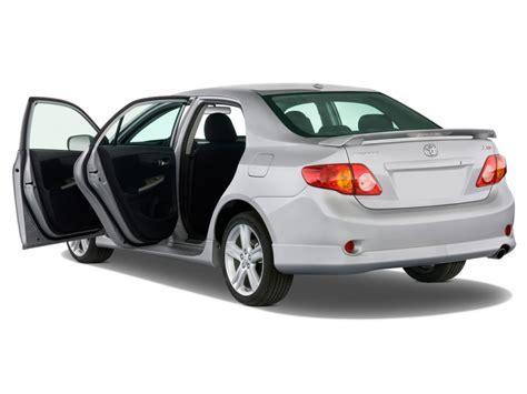 2010 Toyota Corolla 4-door Sedan Auto Xrs (natl