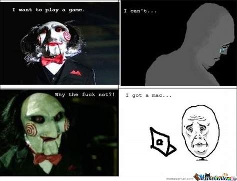 Do You Want To Play A Game Meme - saw meme by smoshlover6 on deviantart
