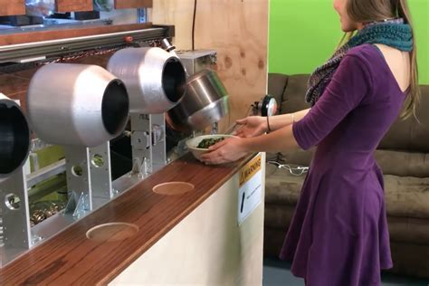 Robot Kitchen Cooks and Serves Food in MIT Dining Hall   Eater