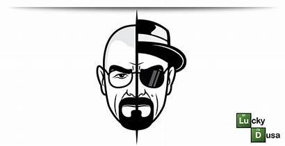 Breaking Heisenberg Bad Bad24 Character Walter Drawing