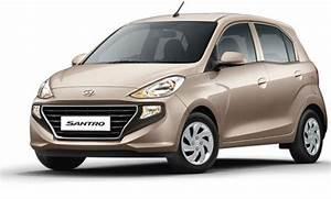 Hyundai Santro Makes Comeback In India  Prices Start At Rs
