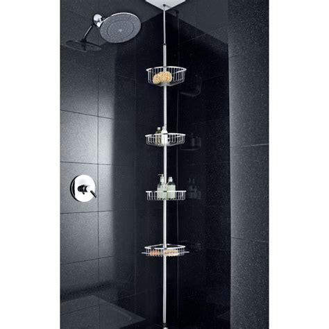 ordinaire etagere d angle salle de bain inox 10 etagere