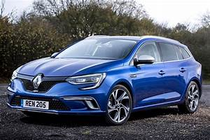 Renault Megane Sport Tourer  From 2016  Used Prices