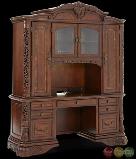 office credenza michael amini credenza excelsior home office in fruitwood