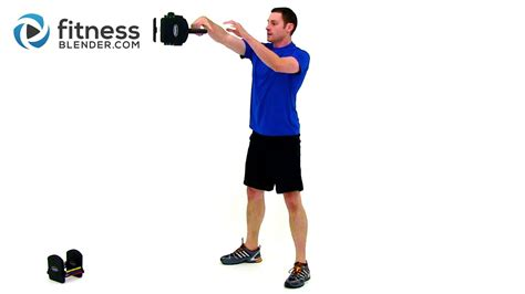 kettlebell cardio workout blend training fitnessblender hiit blender fitness