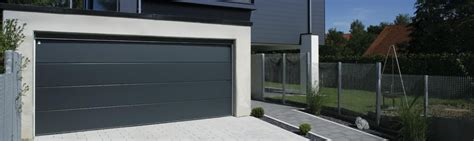 porte de garage moderne r 233 glage d une porte de garage sectionnelle