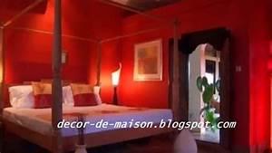 idees d39eclairage pour chambre a coucher romantique youtube With modele de chambre adulte
