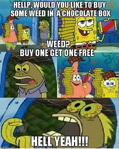Chocolate Spongebob Meme Imgflip