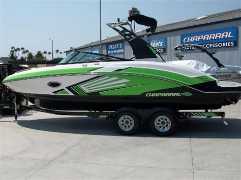 Chaparral Boats For Sale New by New Chaparral Jet Boats For Sale Boats