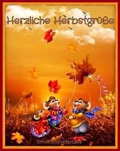 Schöne Herbstbilder Kostenlos : herzliche herbstgr e herbst bild 25574 ~ A.2002-acura-tl-radio.info Haus und Dekorationen