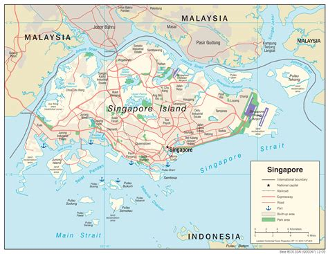 singapore maps perry castaneda map collection ut