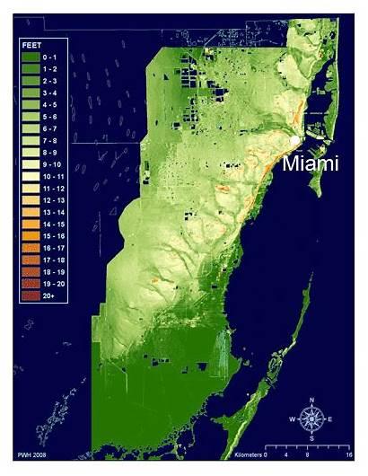 Miami Dade County Florida Climate Sea Rise