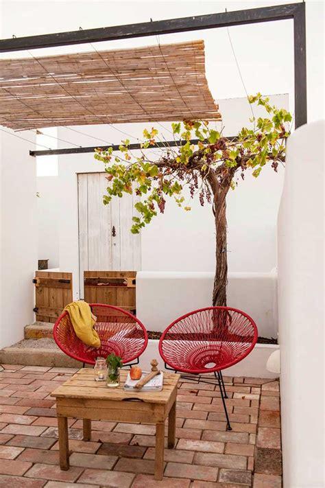 ideas  decorar la terraza