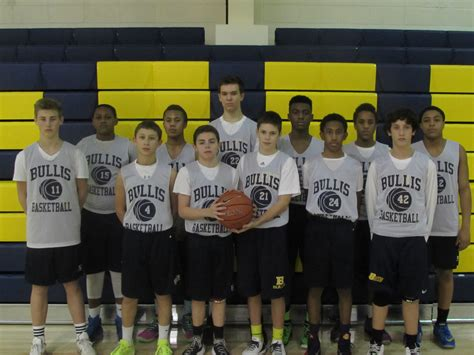 bullis school basketball boys middle school