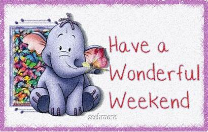 Weekend Wonderful Glitter Clipart Elephant Days Myniceprofile