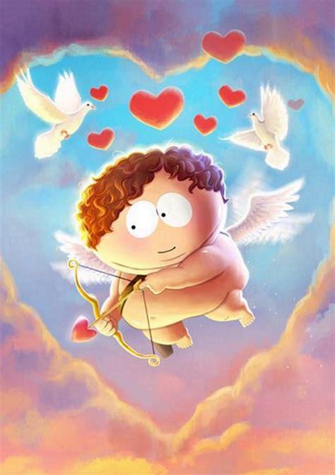 cupid cartman  south park game wiki fandom powered
