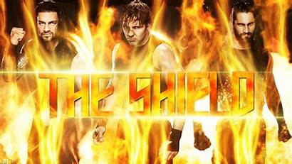 Wwe Shield Wallpapers Speed Cool Getwallpapers
