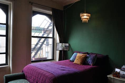 Dark Green Color Walls  Popular Pastel Warm Interior