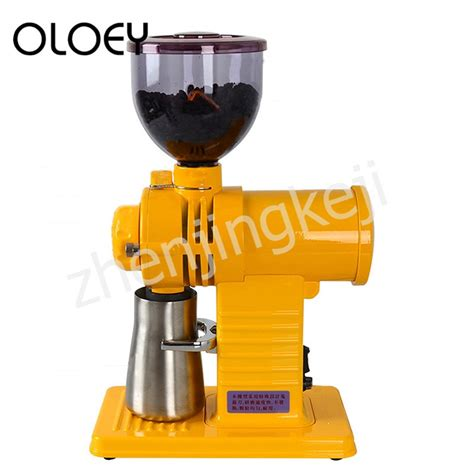 My ultimate mission is to make the best possible v60 at home. Coffee Charge | Yellow Electric Coffee Bean Grinder Fully Automatic Detachable 10 File Thickness ...
