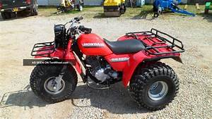 1986 Honda Big Red 250es