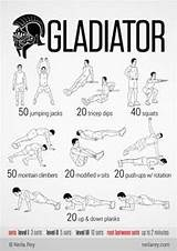 Workout Routine No Equipment Pictures