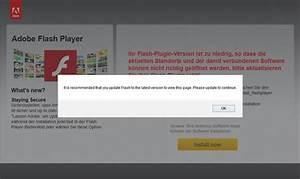 Neueste Version Adobe Flash Player : adobe flash player update meldung nervig computer ~ A.2002-acura-tl-radio.info Haus und Dekorationen