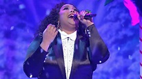 Lizzo Sings 'Truth Hurts' & 'Good As Hell' In Festive ...