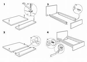 Malm Bed Frame Assembly Instructions
