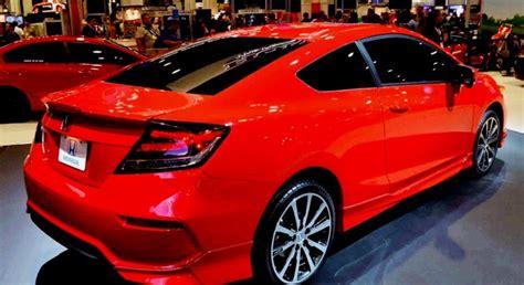 Honda Si 2020 by 2020 Honda Civic Si Specs Price Horsepower Car In News