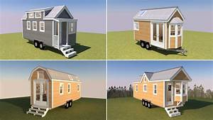 Tiny House München : 4 new 3d tiny house tour videos ~ Markanthonyermac.com Haus und Dekorationen