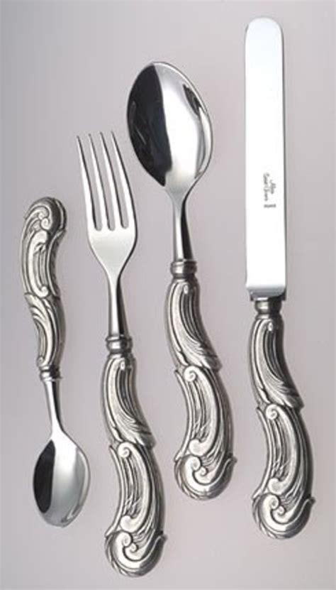 silver silverware flatware plate cleaning silverplate tips pistol alain joanis saint looking caring