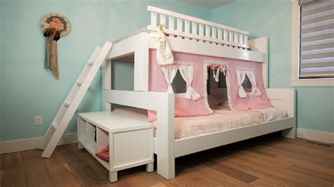 40 Cool Ideas! Girls Bunk Beds