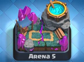 Arena Spell Royale Valley Clash
