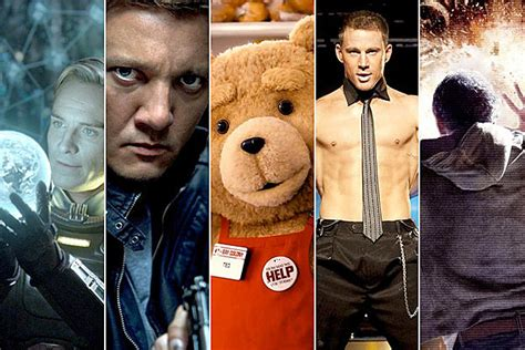 Which 2012 Movies Deserve a Sequel the Most?