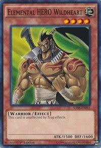 elemental structure deck 2006 elemental wildheart structure deck strike