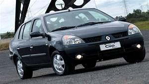 Renault Clio Sedan Privilege 1 6 16v