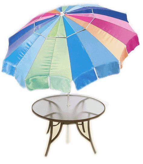 cing station 6 1 2 sun blocking patio umbrella