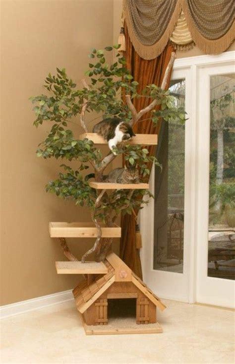 naturkratzbaum selber bauen kratzbaum selber bauen 67 ideen und bauanleitungen archzine net
