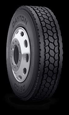 dayton dd commercial truck tire  ply
