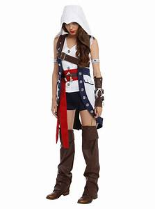 Assassin's Creed III Connor Girl Costume | Hot Topic ...