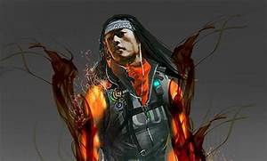 inFAMOUS: Second Son: Here Is How Delsin Rowe Looked When ...