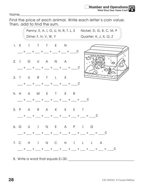 Carson Dellosa Math Worksheets Pictures To Pin On Pinterest Pinsdaddy