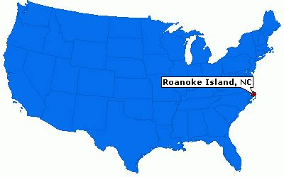 Roanoke Island, North Carolina Information   ePodunk