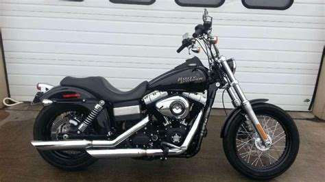 Buy 2012 Harley-davidson Fxdb Dyna Street Bob Cruiser On